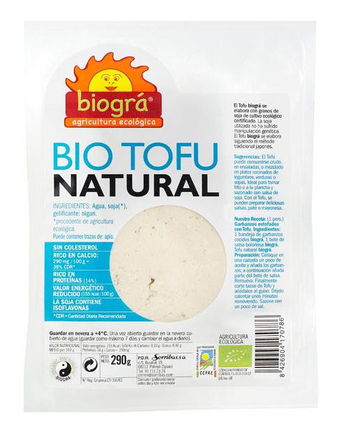 tofu biogra