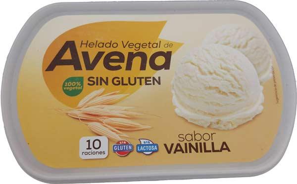 helado vegano mercadona