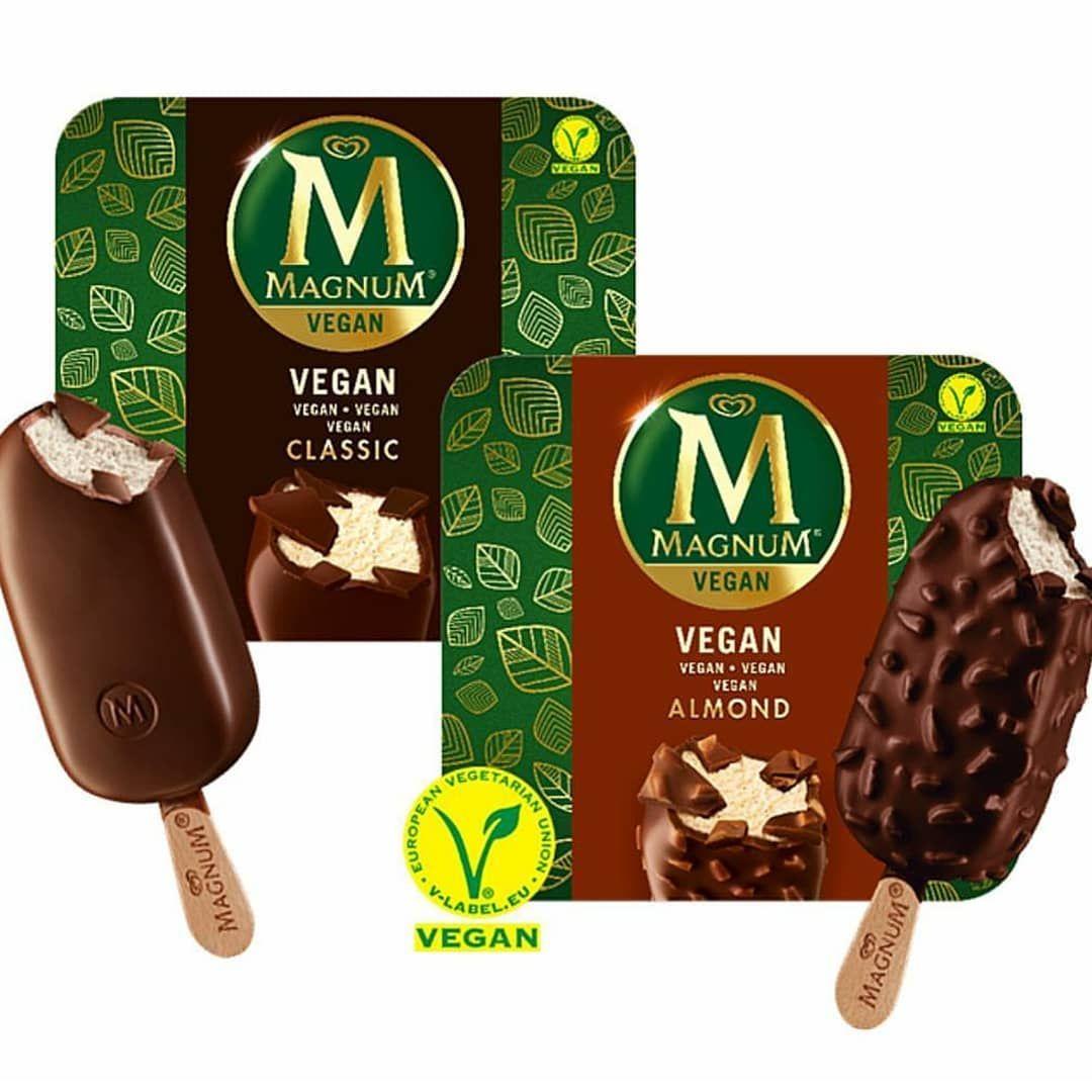 helado magnum vegano