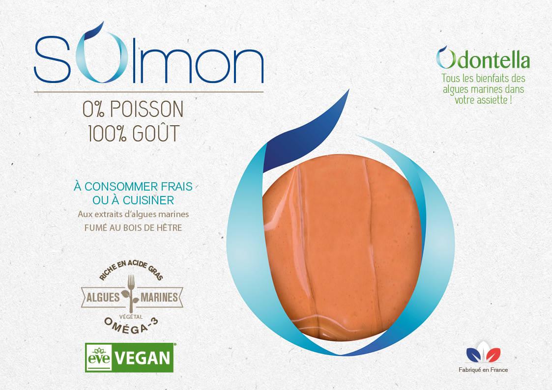 salmon vegano solmon